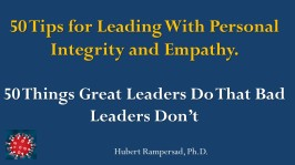 50 Tips for Leading With Empathy