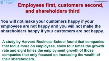 employee first