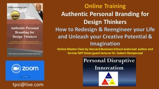 personal DT branding training