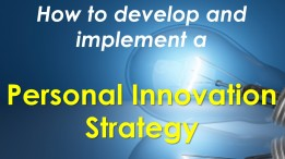 Personal Innovation Strategy